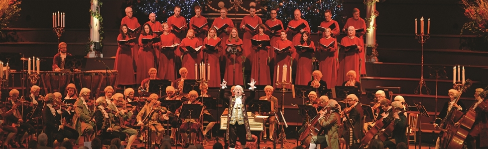 John Rutters Christmas Celebration at the RAH
