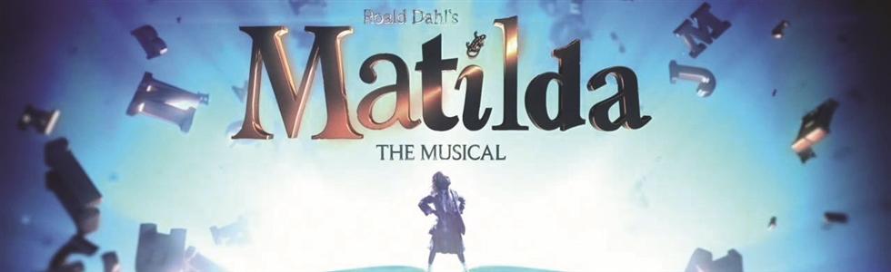 Matilda the Musical at Cambridge Theatre, London
