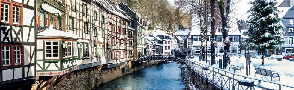 Magical Christmas in Monschau