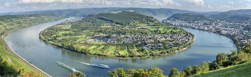 The Rhine & Scenic Moselle River Cruise