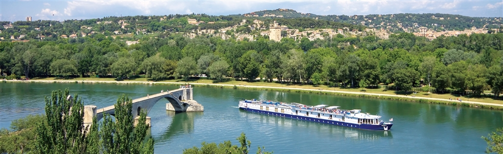 Magic of the Provencal Rhone & the Camargue Cruise