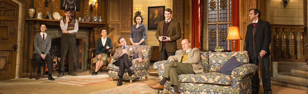 The Mousetrap at St Martins Theatre, London